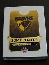 2014 SELECT HAWTHORN PREMIERSHIP SET OF 25 CARDS IN STOCK