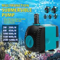 Submersible Fish Water Pump Pond Aquarium Pump Water Submersible Fish Tank Marin