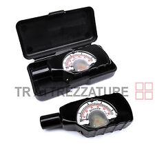 Manometro misura pressione pneumatici quicker made in italy 0.7 - 4.3 bar
