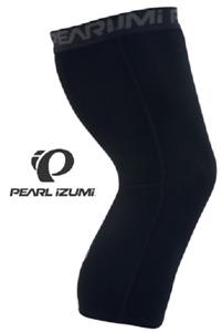 Pearl Izumi Elite Thermal 14371511 Knee Warmers KneeWarmers BLACK XS S M L XL