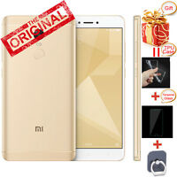 Xiaomi Redmi Note 4X MIUI 8 Snapdragon 625 Octa Core GPS Touch ID 3GB 32GB Gold