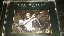 """BOB MARLEY-""""SOUL REBEL"""" Forever Gold CD, 1999 Canadian Import"""