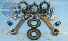 NEW SEADOO 951 RX GTX XP CRANKSHAFT REBUILD KIT CONNECTING ROD BEARINGS SEALS