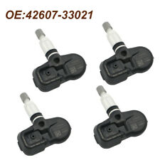 4PCS REPLACEMENT 42607-33021 PMV-107J CAR TIRE PRESSURE SENSOR TPMS FOR LEXUS
