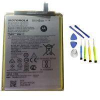 OEM HE50 battery for Motorola Moto E4 Plus XT1770 XT1774 XT1775 Tools