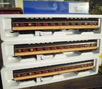 Roco 64043, 3-teiliges Liegewagen-Set, Estrella Lackierung der RENFE Ep.4/5, Neu