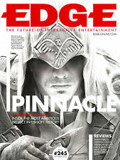 EDGE MAGAZINE The Future of interactive entertainment #245 October 2012 @NEW@