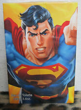 NINO SUPERMAN 3.4 OZ / 100 ML KIDS BOYS CHILDREN EDT SPRAY NIP