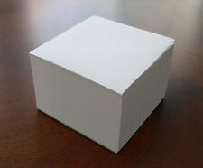 2 for the price of 1 - Note Paper Cubes - Glued on 1 side  3 1/2 x 3 1/2