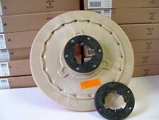 """19"""" PAD DRIVER,fits, 20"""" floor buffer, w/ FREE EXTRA NP-9200 plate"""
