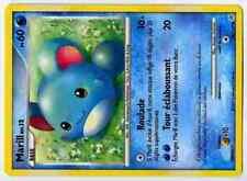 Pokemon Card French New Diamond & Pearl N°88/130 Marill