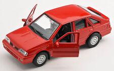BLITZ VERSAND Polonez Caro Plus rot / red 1:34-39 Welly Modell Auto NEU & OVP