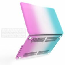 "iBenzer Macbook Pro Retina 13"" Plastic Hard Case, (Rainbow)"