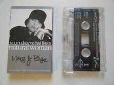 MARY J BLIGE YOU MAKE ME FEEL LIKE A NATURAL WOMAN CASSETTE TAPE SINGLE MCA 1995