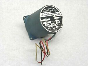 Superior Electric SLO-SYN TS50 Stepper Motor SYNCHRONOUS / STEPPING 120V LV
