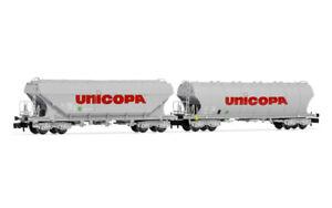 Wagons trémie UNICOPA- Arnold HN6440 N