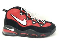 Nike Air Max Uptempo '95 Men's Basketball Shoes CK0892 600 Red White Black NIB
