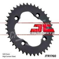 JT Sprockets 520 Front Sprocket Steel 12 Teeth Natural JTF1324.12