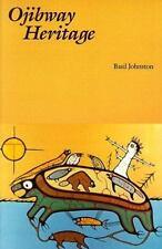 Ojibway Heritage (Paperback or Softback)
