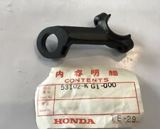 Supporto freccia ant. - Stay, front Winker - Honda XL200R NOS: 53102-KG1-000