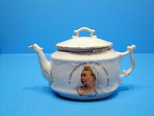 Germany - Teapot Q. Victoria To Commemorate the longest Reign