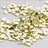 50 chips of Solid 14k Yellow Gold solder for jewelry repair  melt  @ 1340° Easy