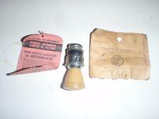 NOS Cigar Cigarette Lighter & Knob 1951-1954 Henry J ORIGINAL , Kaiser # 212100