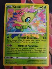 Carte Pokémon Célébi Amazing Rare 009/185 EB4 Voltage Eclatant NEUVE Fr