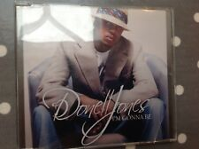 Donell Jones - I'm gonna be promo CD single with main and instrumental versions
