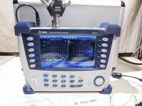 JDSU cell advisor JD724C cable and anntena analyzer