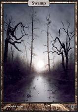 [1x] Swamp (138) [x1] Unhinged Played, English -BFG- MTG Magic