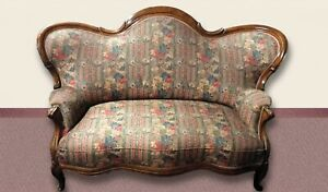 Alte Couch Sofa Chippendale Sitzmöbel