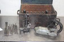 Sioux valve seat grinder kit heavy duty angular high speed