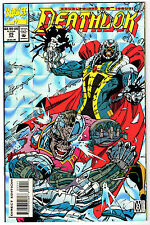 Deathlok #25 - Marvel Comics July 1993 - Vf/Nm