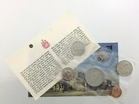 1973 Canada Proof Like Uncirculated Canadian Coin Set Royal Canadian Mint Q959