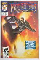 MARVEL | MIDNIGHT SONS UNLIMITED | #1 (1993) | GHOST RIDER - MORBIUS | Z 1+ VF+