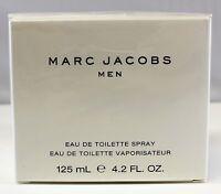 Marc Jacobs By Marc Jacobs 4.2 Oz Eau De Toilette Spray for Men Sealed