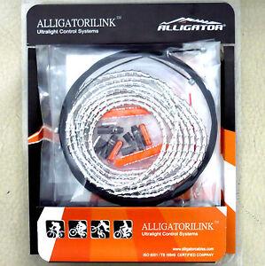 Alligator NEW mini iLINK 4mm Shift Cable Set, Silver, ABX