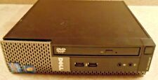 Dell OptiPlex 780 USFF Core 2 Duo E8400 @3.00GHz 4GB 500GB HDD Windows7