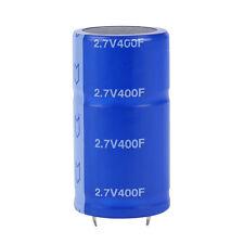 2.7V 400F 400Farad Ultracapacitor Supercapacitor Farad  Capacitor