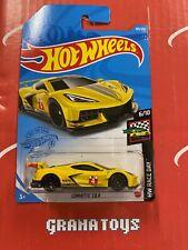 Corvette C8.R #105 2021 Hot Wheels Case E