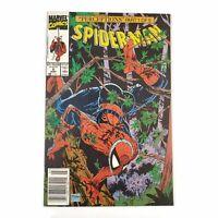 Marvel Comics 1991 Spider-Man Volume 1 #8 Perceptions (part 1 of 5) F / VF