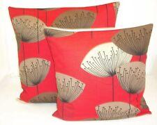 Cotton Blend Floral Contemporary Decorative Cushions