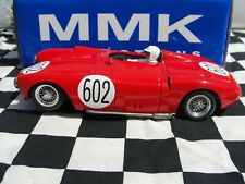 MMK RESIN LANCIA D24 RED #602 'MILLE MIGLIA 1954'  1:32 SLOT  BRAND NEW IN BOX