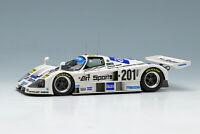 MakeUp EIDOLON EM310 1:43 Mazda 787 Art Sports Le Mans 24h 1990 #201