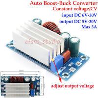 3A DC-DC 6V~30V to 5V-30V 9V 12V 24V Buck/Boost Constant Voltage Converter Board