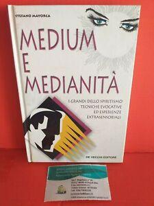 Medium e Medianità Grandi dello Spiritismo Tecniche Evocative Extrasensoriali