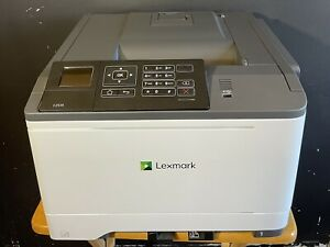 Lexmark C2535dw Color Laser Printer Wireless WiFi with Duplex Printing 42CC160