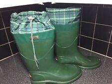 Tommy Hilfiger Shiner Knee High Rainboots 347. Size 11. Green
