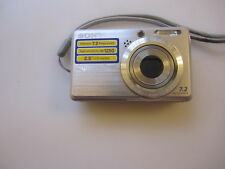 sony cybershot camera    s750     b1.04